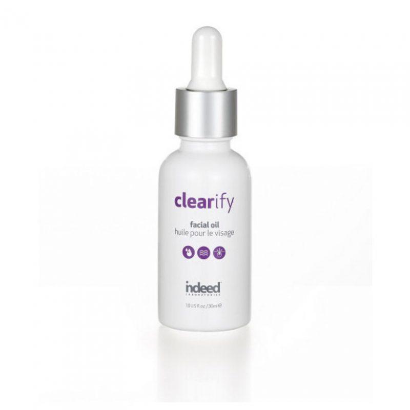 Indeed Labs – Clearify Facial Oil – Olejek niwelujący niedoskonałości twarzy 30 ml