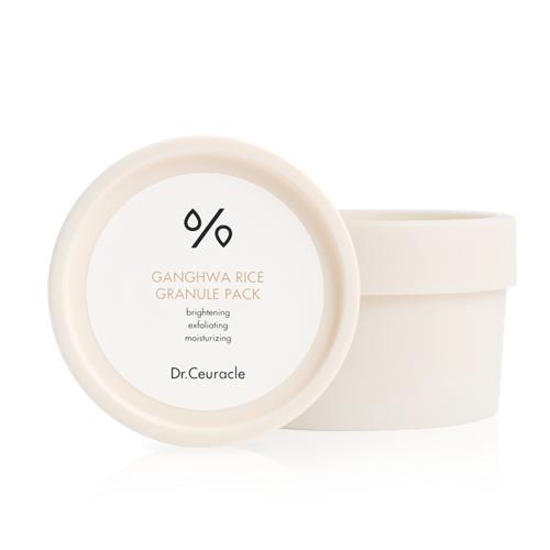 Dr.Ceuracle - Ganghwa Rice Granule Pack - kremowa maska rozjaśniająca i przeciwzmarszczkowa z ekstraktem z ryżu, 115g