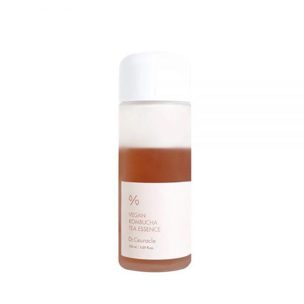 Dr.Ceuracle - Vegan Kombucha Tea Essence - Esencja do twarzy ze sfermentowaną czarną herbatą, 150ml