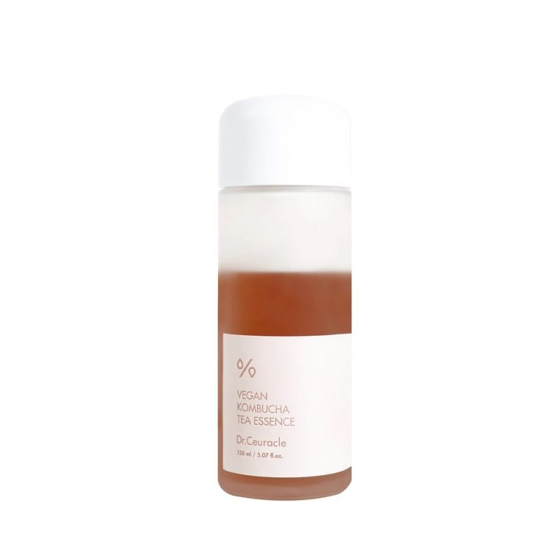 Dr.Ceuracle – Vegan Kombucha Tea Essence – Esencja do twarzy ze sfermentowaną czarną herbatą, 150ml