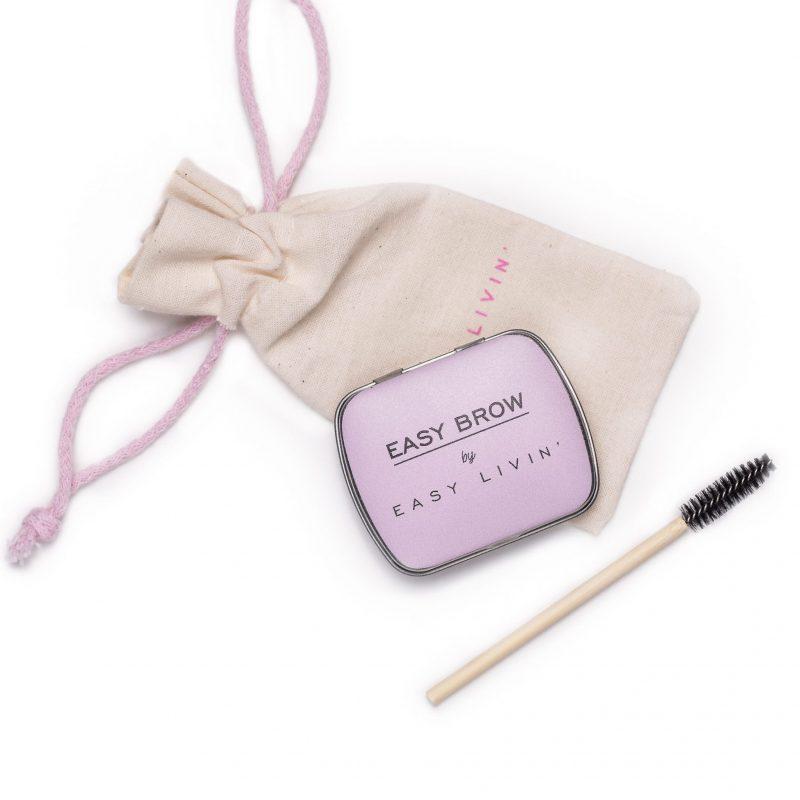 Easy Livin' – EASY BROW – mydełko do stylizacji i pielęgnacji brwi