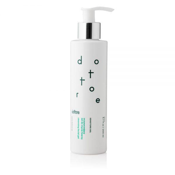Dottore - SENSITORE GEL - Oczyszczający żel do mycia twarzy, 200ml