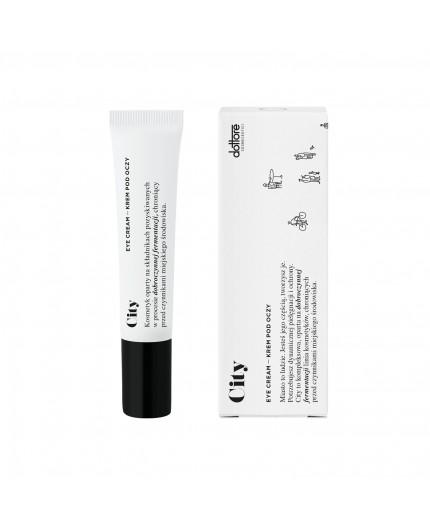 Dottore – City Eye Cream – Krem pod oczy chroniący przed czynnikami miejskiego środowiska, 15ml