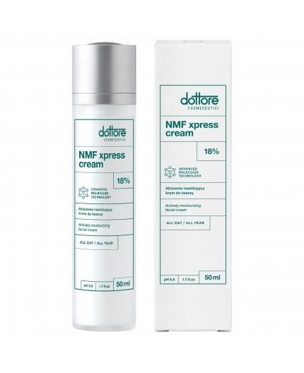 Dottore – NMF Xpress Cream – Aktywnie nawilżający krem do twarzy, 50 ml