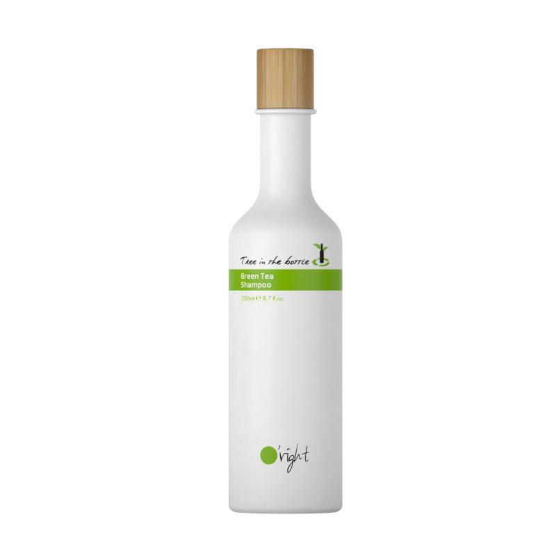 O'Right – Szampon z Zielonej Herbaty do włosów normalnych, 250ml