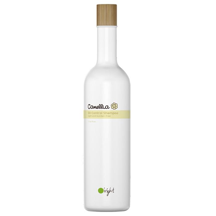 O'Right – Camellia Oil-Control Szampon do włosów przetłuszczających się,  400ml