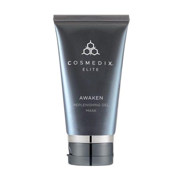 Cosmedix - AWAKEN REPLENISH GEL MASK - Nawilżająco - łagodząca maska do twarzy, 74g