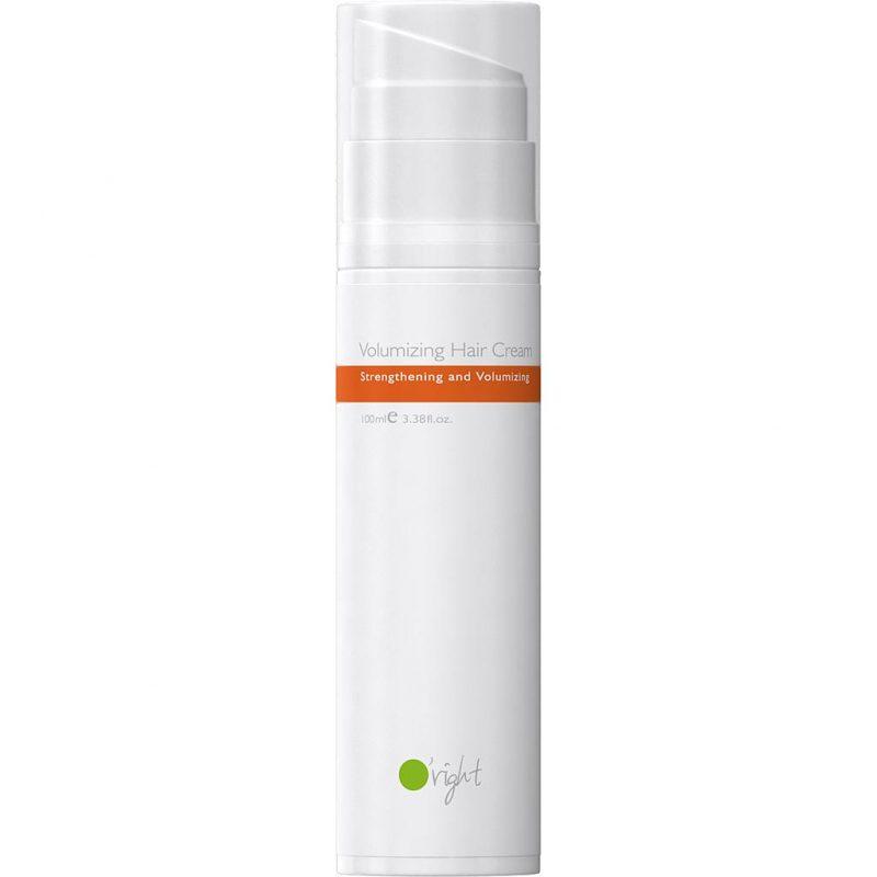O'right – Volumizing Hair Cream Krem nadający objętość, do włosów cienkich i delikatnych, 100 ml