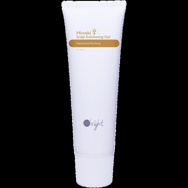 O'right - Hinoki Scalp Exfoliating Gel, Peeling do skóry głowy, 240 ml