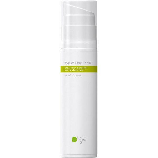 O'right - Yogurt Hair Mask - Maska do włosów jogurtowa, 100ml