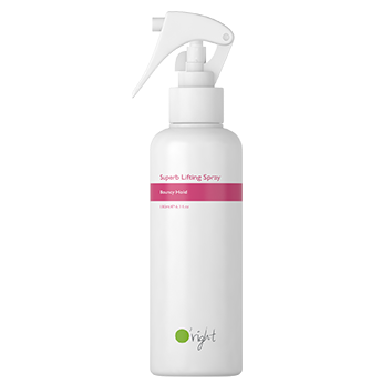 O'right - Superb Lifting Spray - Spray unoszący włosy, nadający objętość, 180 ml
