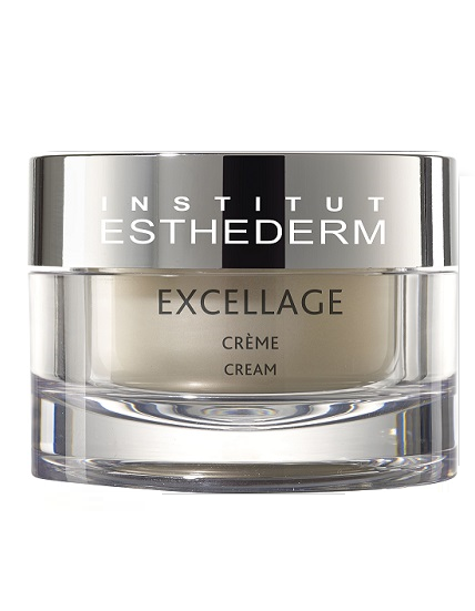 Esthederm – EXCELLAGE – Excellage Cream, Głęboko odżywiający krem do skóry dojrzałej,  50 ml
