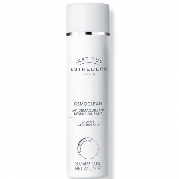Esthederm - OSMOCLEAN - Calming Cleansing Milk, Mleczko do skóry wrażliwej, 200 ml