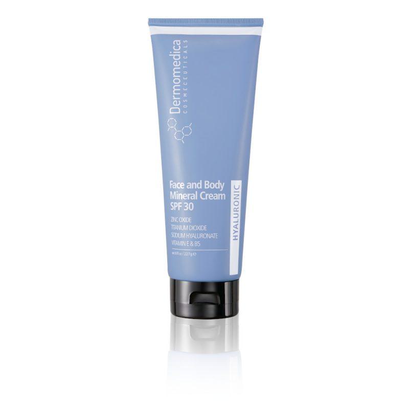 Dermomedica – Face and Body Mineral Cream SPF 30 krem do twarzy i ciała, 230ml