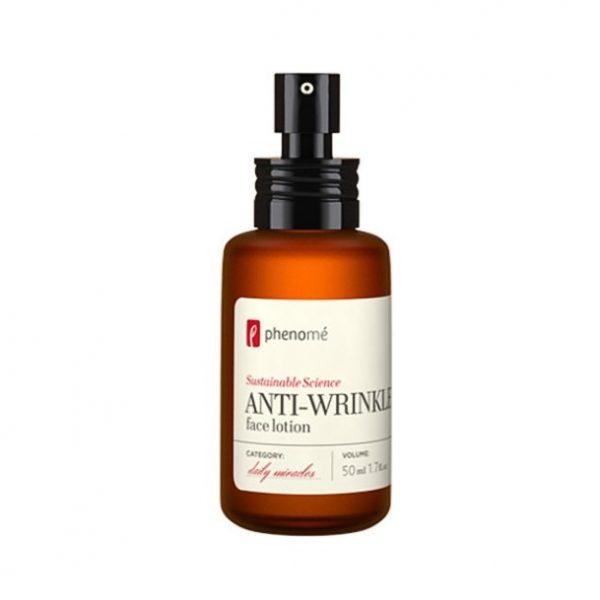 Phenome - ANTI-WRINKLE przeciwzmarszczkowy lotion do skóry tłustej i mieszanej, 50ml