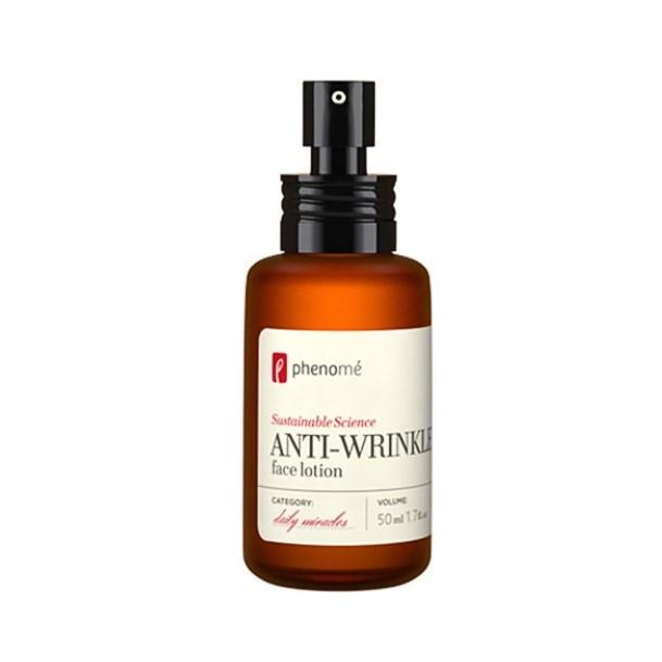 Phenome – ANTI-WRINKLE przeciwzmarszczkowy lotion do skóry tłustej i mieszanej, 50ml