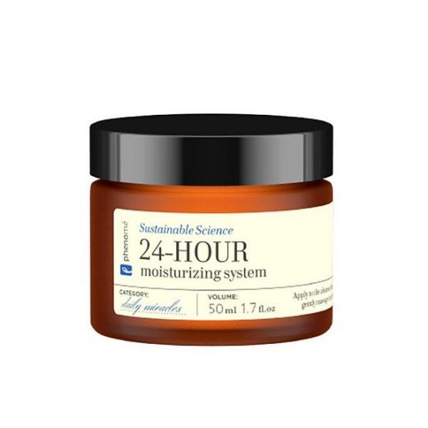 Phenome - 24-HOUR krem nawilżający do skóry normalnej i wrażliwej, 50ml