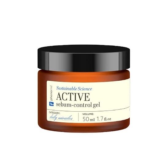Phenome – ACTIVE nawilżająco-matujący krem do skóry mieszanej i tłustej, 50ml