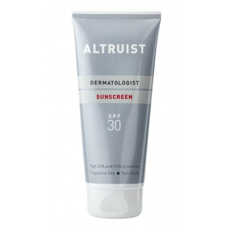 Altruist – Dermatologist Sunscreen – Krem z wysoką ochroną przeciwsłoneczną SPF 30, 200ml