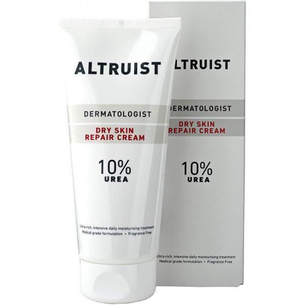 Altruist - Dermatologist Dry Skin Repair Cream - Balsam naprawczy regenerujący do ciała z 10% Mocznikiem, 200ml