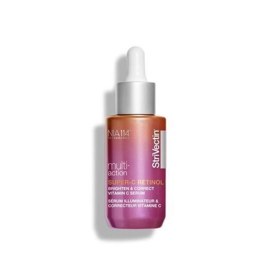 StriVectin – Super-C Retinol Brighten & Correct Vitamin C Serum – Rozświetlające serum z retinolem i witaminą C, 30ml