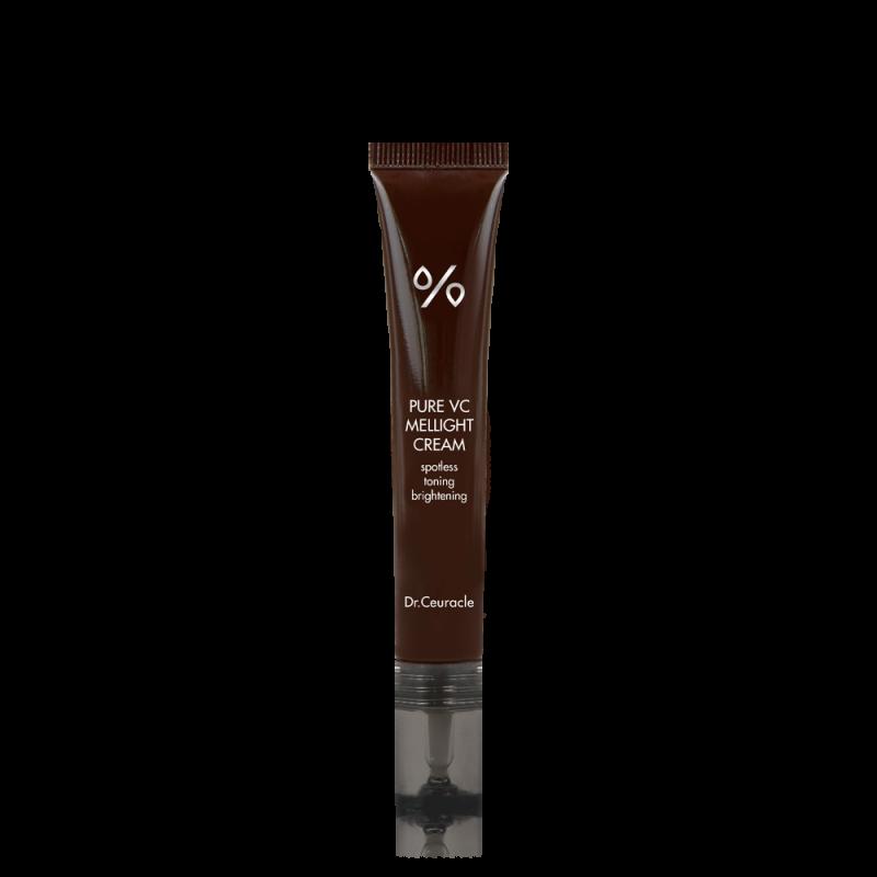 Dr.Ceuracle – Pure VC Mellight Krem -Skoncentrowany krem rozjaśniający z kompleksem witaminy C,  20 ml