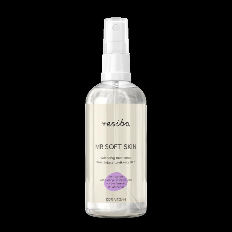 Resibo – Mr Soft Skin Hydrating Mist – Toner nawilżający tonik-mgiełka, 100ml