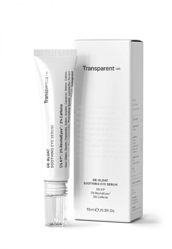 Transparent Lab serum pod oczy
