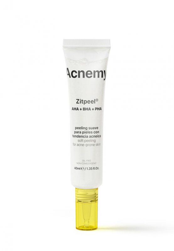 Acnemy – Zitpeel – Delikatny peeling chemiczny dla skóry trądzikowej, 40ml