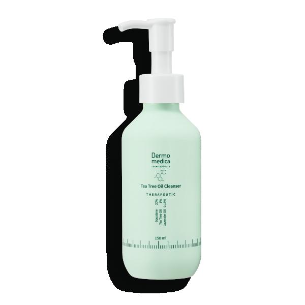 Dermomedica – Tea Tree Oil Cleanser – Olejek do Mycia i Oczyszczania Skóry, 150ml