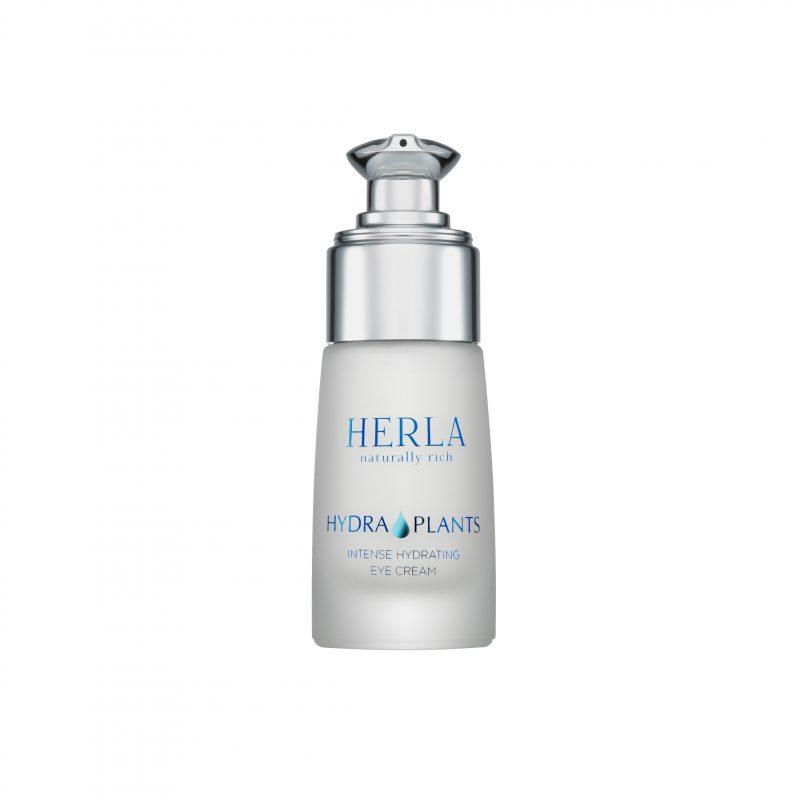 Herla – HYDRA PLANTS Intense hydrating eye cream – Intensywnie nawilżający krem pod oczy, 30ml