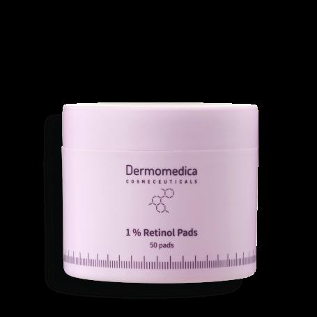Dermomedica – 1% Retinol Pads – Płatki z retinolem, 50 szt