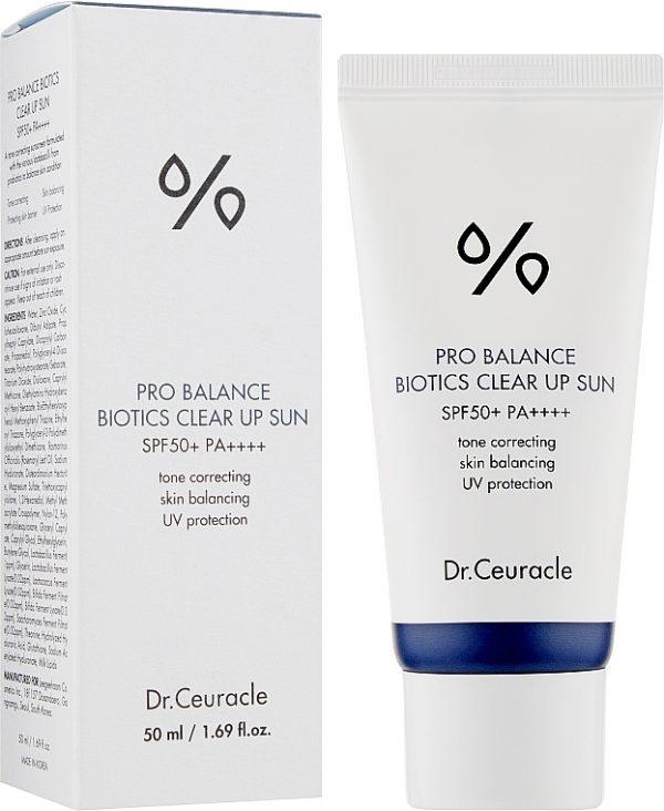 dr.ceuracle krem probiotyk spf50