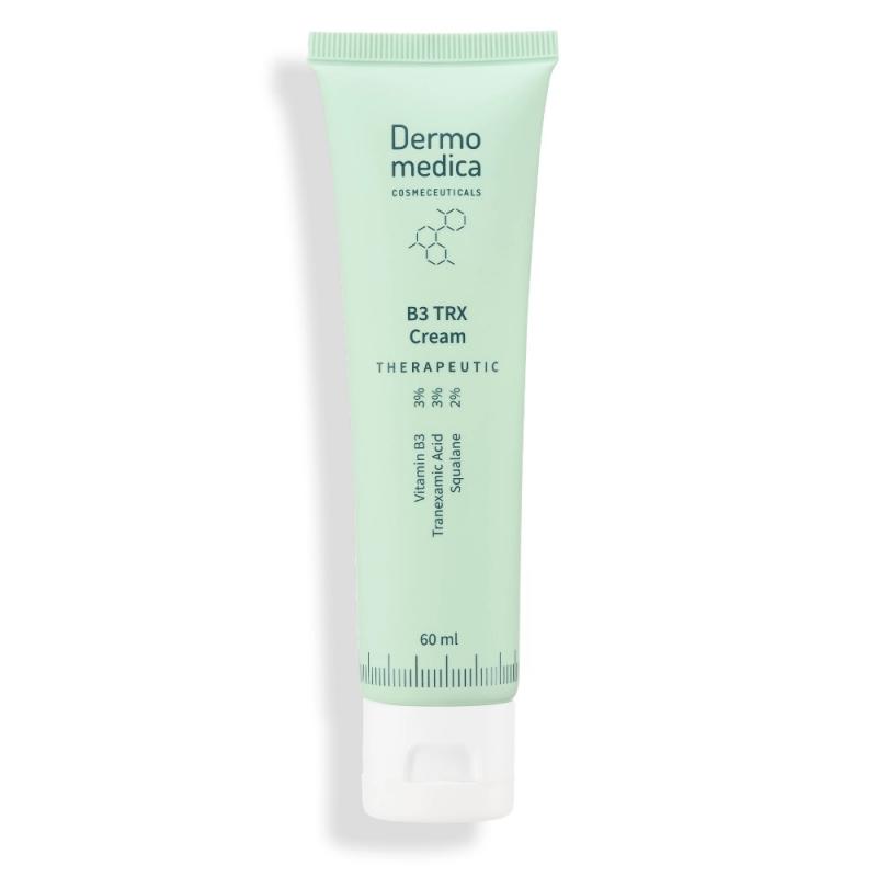 Dermomedica – B3 TRX Cream – Rozjaśniający Krem Łagodzący z kwasem traneksamowym, 60 ml