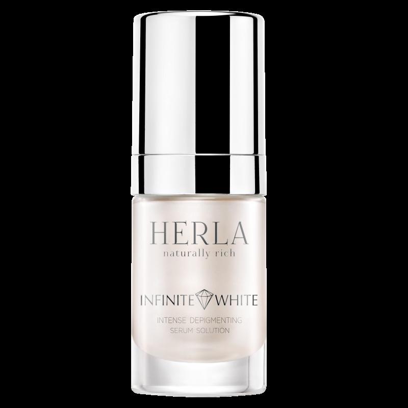 Herla – INFINITE WHITE – Intensywne Serum Depigmentacyjne, 15ml