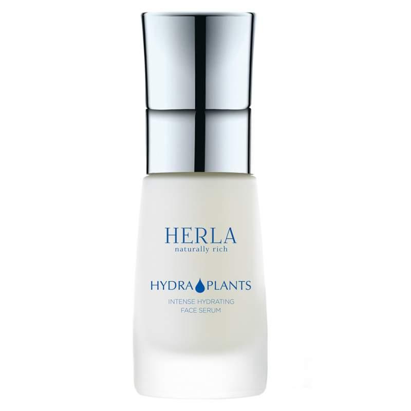 Herla – HYDRA PLANTS – Intense hydrating face serum Intensywnie nawilżające serum do twarzy, 30ml