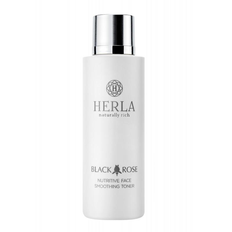 Herla – BLACK ROSE – Odżywczy Tonik Wygładzający do Twarzy, 200ml